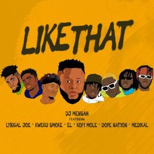 Album Like That (Explicit) from Lyrical Joe