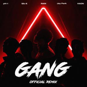 ฟังเพลงออนไลน์ เนื้อเพลง GANG ศิลปิน Sik-K