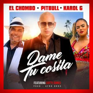 收聽Pitbull的Dame Tu Cosita (Radio Version)歌詞歌曲