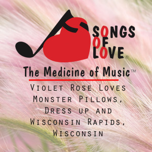 K. Brewer的專輯Violet Rose Loves Monster Pillows, Dress up and Wisconsin Rapids, Wisconsin