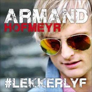 Album #Lekkerlyf from Armand Hofmeyr