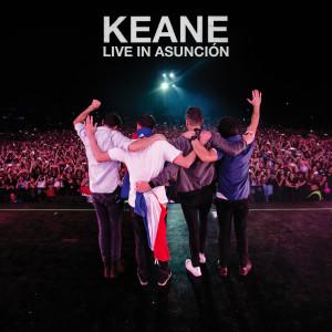 Album Live In Asunción from Keane