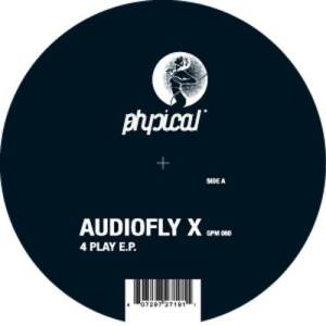 Album 4 Play EP from Audiofly X