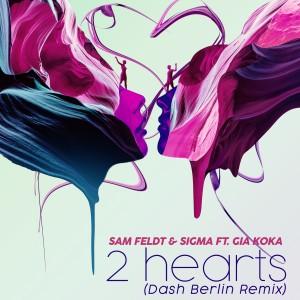 2 Hearts (feat. Sigma & Gia Koka) (Dash Berlin Remix)