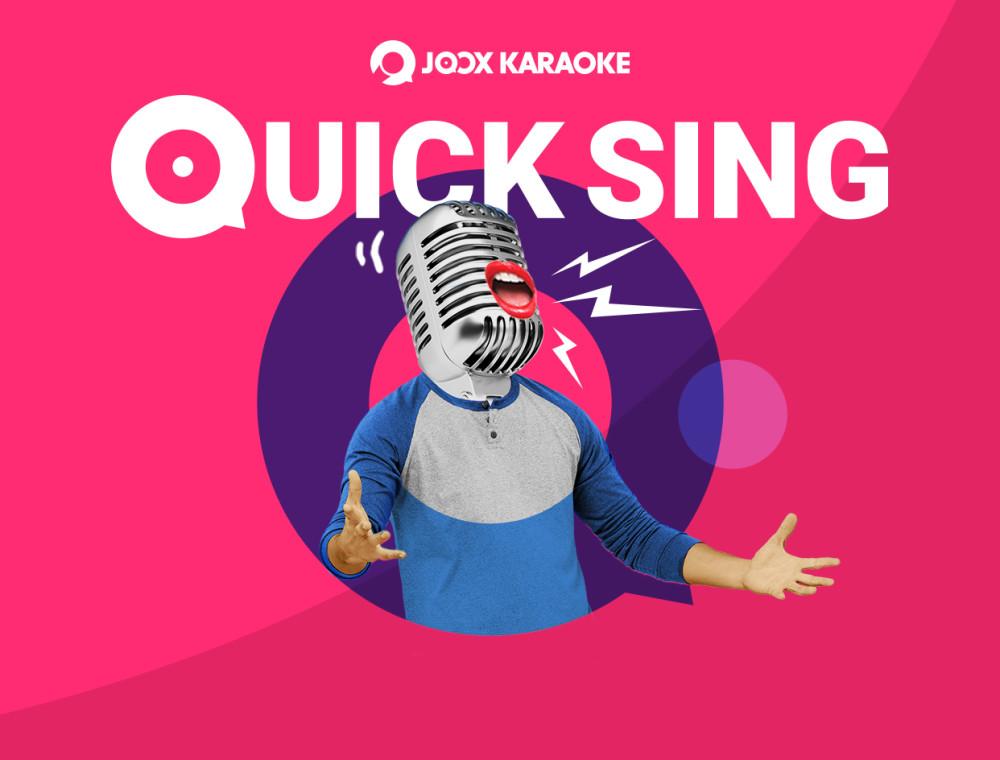 Memperkenalkan Quick Sing, Fitur Karaoke Terbaru Dari JOOX!