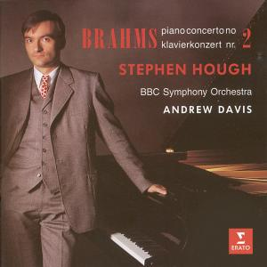 Album Brahms: Piano Concerto No. 2, Op. 83 from Sir Andrew Davis