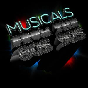 Album Musicals from the 80's and 90's from West End Orchestra