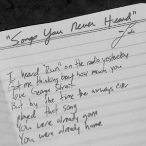 Album Songs You Never Heard from Luke Bryan