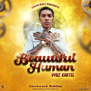 Album Beautiful Human (Explicit) from Vybz Kartel