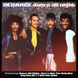 Album Dance All Night from DeBarge