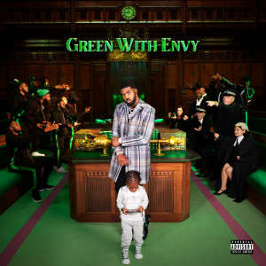 Album Green With Envy (Explicit) from Tion Wayne