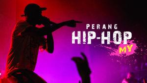 Letusan Perang Hip-Hop Tempatan!