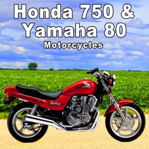 Sound Ideas的專輯Honda 750 & Yamaha 80 Motorcycle Sound Effects
