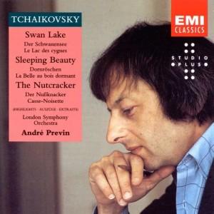 Andre Previn的專輯Tchaikovsky: Ballet highlights