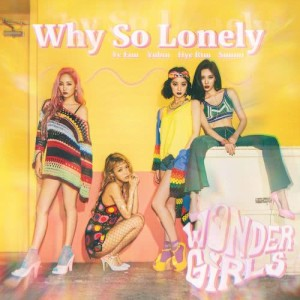 Wonder Girls的專輯Why So Lonely