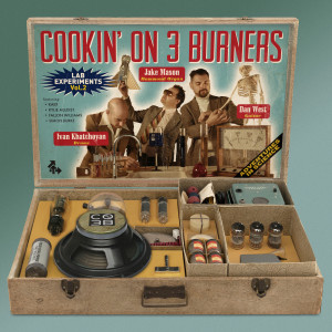 Album Lab Experiments, Vol. 2 from Cookin' On 3 Burners