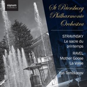 St Petersburg Philharmonic Orchestra的專輯Ravel: Mother Goose, La Valse - Stravinsky: The Rite of Spring