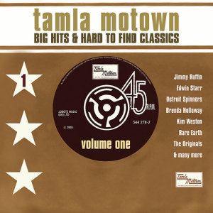 Album Big Motown Hits & Hard To Find Classics - Volume 1 from Various Artists