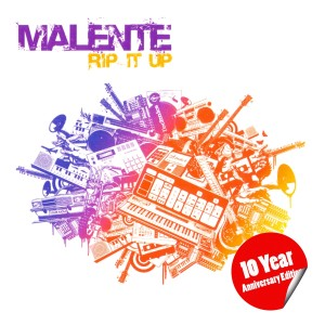 Album Rip It up (10 Year Anniversary Edition) from Malente