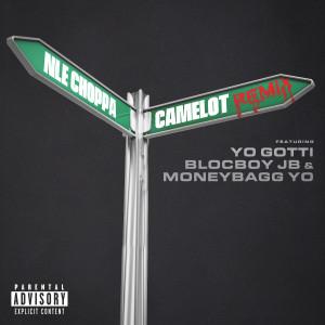 NLE Choppa的專輯Camelot (feat. Yo Gotti, BlocBoy JB & Moneybagg Yo) (Remix) (Explicit)