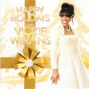 Album Happy Holidays from Vickie Winans