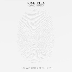 David Guetta的專輯No Worries (Remixes)