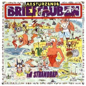 Album Im Strandbad from Abstürzende Brieftauben