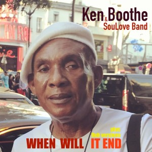 Album When Will It End from Ken Boothe