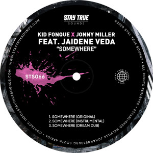 Listen to Somewhere (Dream Dub) song with lyrics from Kid Fonque