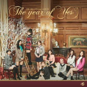 """TWICE的專輯The year of """"YES"""" (Explicit)"""