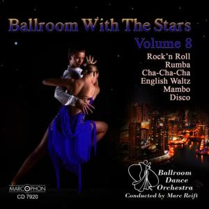Album Dancing with the Stars, Volume 8 from Ballroom Dance Orchestra