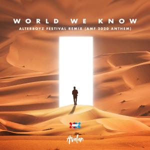 Album World We Know (AMF 2020 Anthem) (AlterBoyz Festival Remix) from Avalan