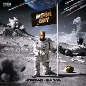Album Moon Boy (Explicit) from Yung Bleu