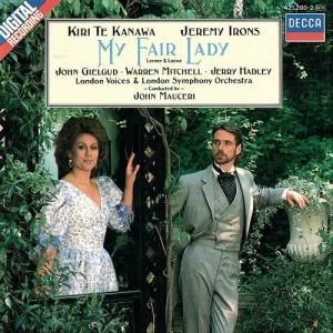 Album Lerner & Loewe: My Fair Lady from John Mauceri
