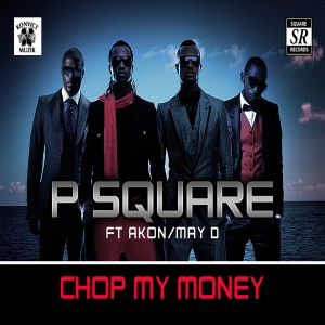 Album Chop My Money from May D