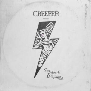 Album Sex, Death & The Infinite Void from Creeper
