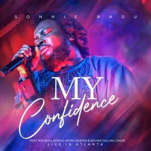 Album My Confidence (Live) from Sonnie Badu