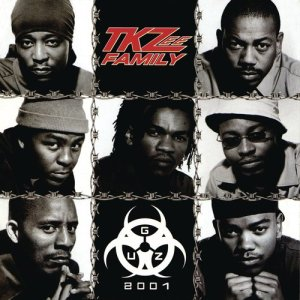 Album Guz 2001 from TKZEE