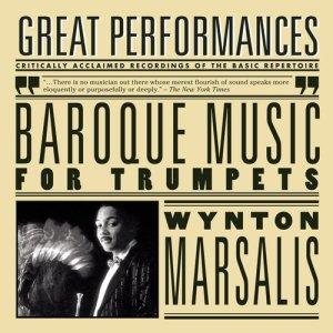 Wynton Marsalis的專輯Baroque Music for Trumpets