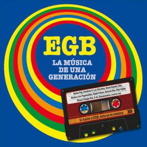 Various Artists的專輯EGB. La música de una generación