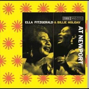 Ella Fitzgerald的專輯Fitzgerald/Holiday/McRae: At Newport