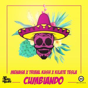 Album Cumbiando from Menasa