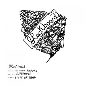 Album State of Mind from Supernova