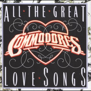 Album All The Great Love Songs from Commodores