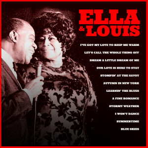 Album Ella & Louis from Louis Armstrong
