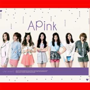 Apink的專輯UNE ANNEE