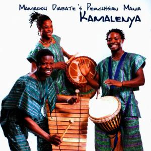 Album Mamadou Diabate's Percussion Mania: Kamalenya from Mamadou Diabate