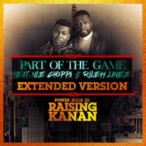 Album Part of the Game (Extended Version) from Rileyy Lanez