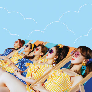 Summer Magic - Summer Mini Album 2018 Red Velvet