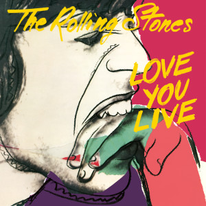 The Rolling Stones的專輯Love You Live